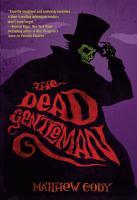 The Dead Gentleman PDF