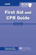 First Aid  Cpr   Aed Guide PDF