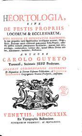 De festis propriis locorum & ecclesiarum