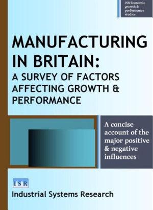 Manufacturing in Britain PDF