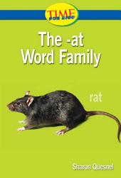 The -at Word Family