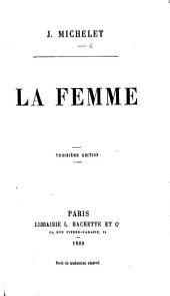 La Femme. Troisième édition