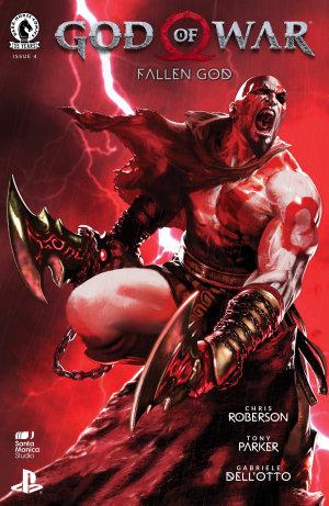 God of War  Fallen God  4
