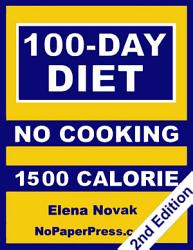 100 Day No Cooking Diet 1500 Calorie Book PDF