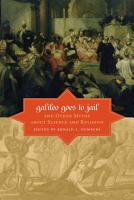 Galileo Goes to Jail and Other Myths about Science and Religion PDF