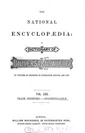 The national encyclopædia: Volume 13