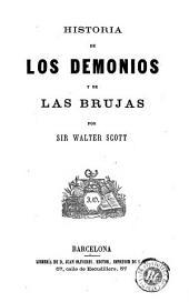 Historia de los demonios y de las brujas