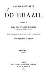 Cantos populares do Brazil: Volume 1