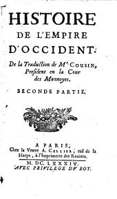 Histoire de l'empire d'occident: Volume 2