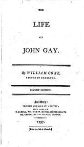 The Life of John Gay     Second Edition PDF
