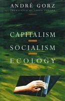 Capitalism  Socialism  Ecology PDF