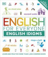 English for Everyone  English Idioms PDF