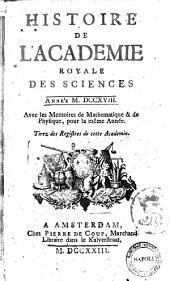 Histoire de Lacademie