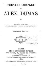 Théatre complet de Alex. Dumas: Volume2