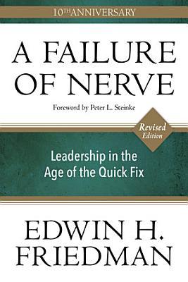 A Failure of Nerve
