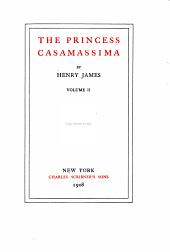The Princess Casamassima: Volume 6