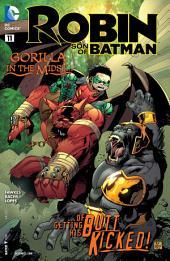 Robin: Son of Batman (2015-) #11