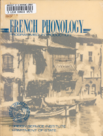 French Phonology