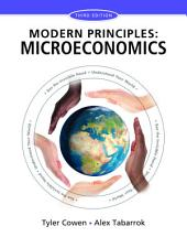 Loose-leaf Version for Modern Principles of Microeconomics: Edition 3