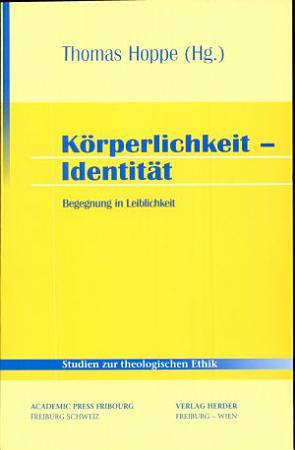K  rperlichkeit   Identit  t PDF