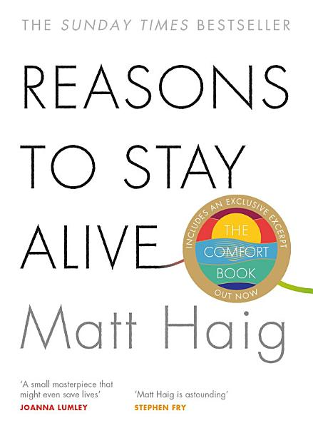 Download Reasons to Stay Alive Book
