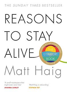 Reasons to Stay Alive Book