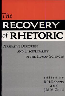 The Recovery of Rhetoric PDF