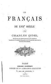 Les Français du XVIIe siècle