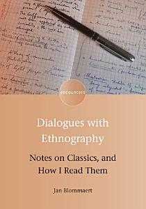 Dialogues with Ethnography PDF
