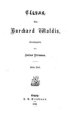 Esopus PDF