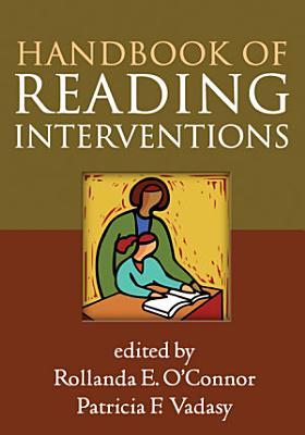 Handbook of Reading Interventions PDF