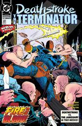 Deathstroke (1994-) #22