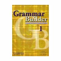 Grammar Builder Level 1 PDF