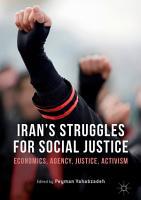 Iran   s Struggles for Social Justice PDF