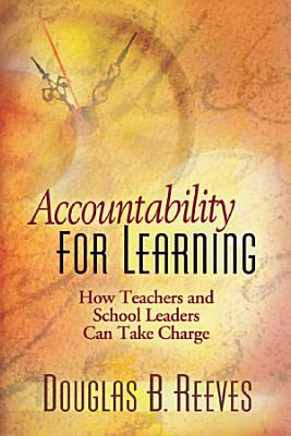 Accountability for Learning