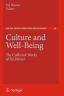 Culture and Well-Being