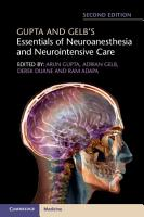 Gupta and Gelb s Essentials of Neuroanesthesia and Neurointensive Care PDF