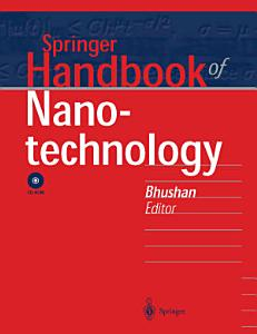 Springer Handbook of Nanotechnology Book