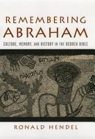 Remembering Abraham PDF
