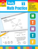 Daily Math Practice  Grade 3 PDF