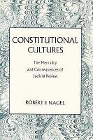 Constitutional Cultures PDF