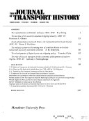 The Journal of Transport History