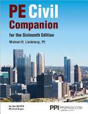 Pe Civil Companion for the Sixteenth Edition