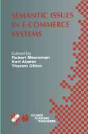 Semantic Issues in E-Commerce Systems