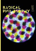 Radical Philosophy 2 09   Winter 2020 21 PDF