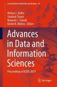Advances in Data and Information Sciences PDF