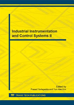 Industrial Instrumentation and Control Systems II PDF
