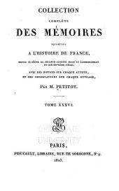 Mémoires: Volume36