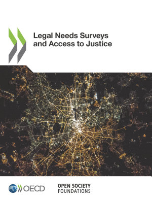 Legal Needs Surveys and Access to Justice