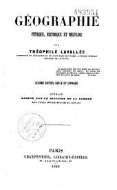 Géographie physique, historique et militaire
